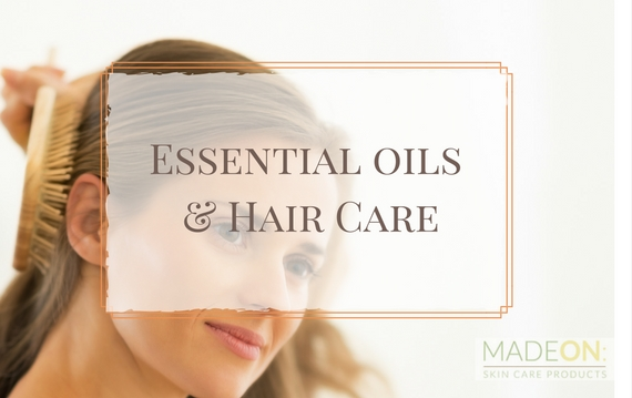 what essential oils are good for hair?
